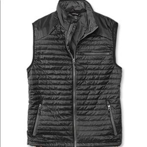 Orvis men's pack and go drift vest XL